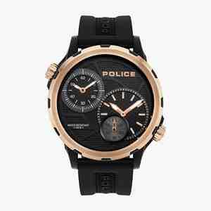 Pánské hodinky POLICE Quito Black