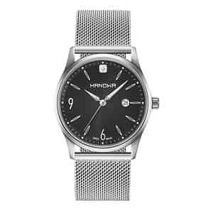 Pánské hodinky HANOWA Carlo Classic Black