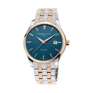 Pánské hodinky FREDERIQUE CONSTANT Classics Silver Rose Gold