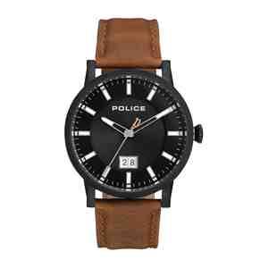 Pánské hodinky POLICE Collin Black