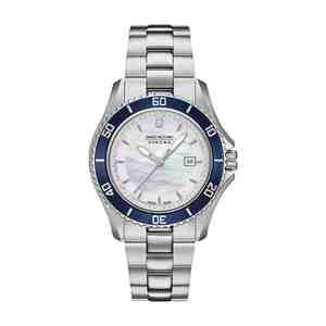 Dámské hodinky SWISS MILITARY HANOWA Nautila Pearl 7296.7.04.001
