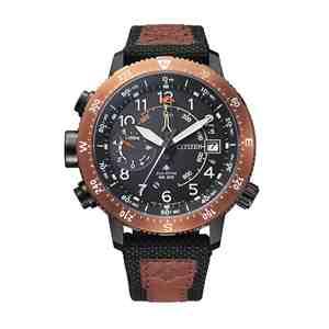 Pánské hodinky CITIZEN Promaster Land - Altichron BN4049-11E