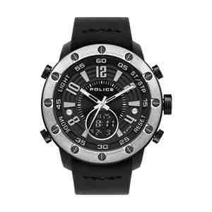 Pánské hodinky POLICE Batur Black