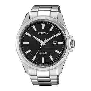 Pánské hodinky CITIZEN Super Titanium BM7470-84E