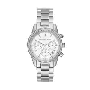 Dámské hodinky MICHAEL KORS Ritz Silver