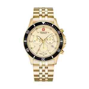 Pánské hodinky SWISS MILITARY HANOWA Flagship Chrono II 5331.02.002