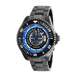 Pánské hodinky INVICTA Star Wars Millenium Falcon Blue Black