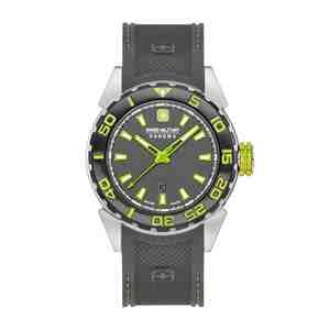 Pánské hodinky SWISS MILITARY HANOWA Scuba Diver Grey