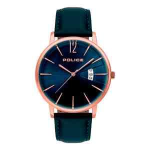 Pánské hodinky POLICE Virtue Dark Blue