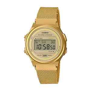 Unisex hodinky CASIO Vintage A171WEMG-9AEF