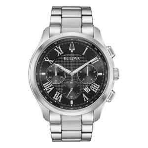 Pánské hodinky BULOVA Wilton Quartz Chronograph 96B288