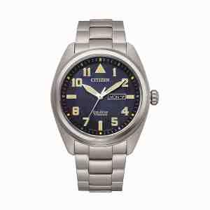 Pánské hodinky CITIZEN Super Titanium BM8560-88LE