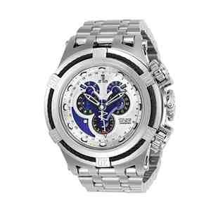 Pánské hodinky INVICTA JT Silver White