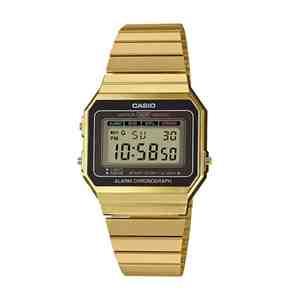 Unisex hodinky CASIO Vintage A 700WEG-9A