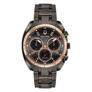 Pánské hodinky BULOVA Curv Classic 98A158