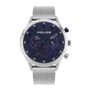 Pánské hodinky POLICE Silfra Dark Blue
