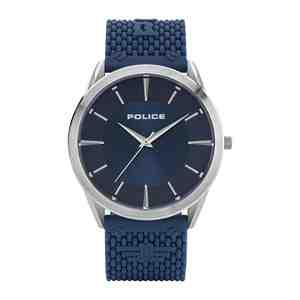 Pánské hodinky POLICE Patriot Dark Blue