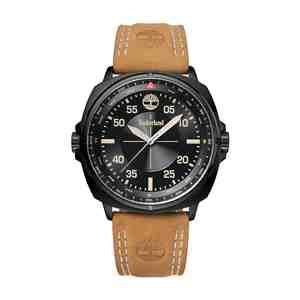 Pánské hodinky TIMBERLAND Williston Brown Leather Strap