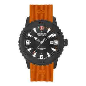 Pánské hodinky SWISS MILITARY HANOWA Twilight II Orange