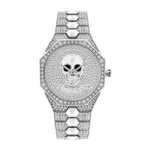 Dámské hodinky POLICE Montaria Silver Skull