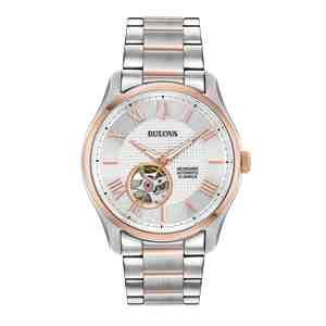 Pánské hodinky BULOVA Wilton Automatic 98A213