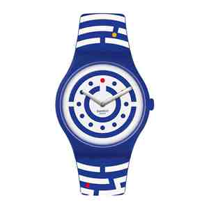 Unisex hodinky SWATCH Originals Follow The Dots SUOZ279