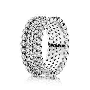 Prsten PANDORA Přepychový třpyt