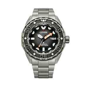 Pánské hodinky CITIZEN Super Titanium Automatic NB6004-83E