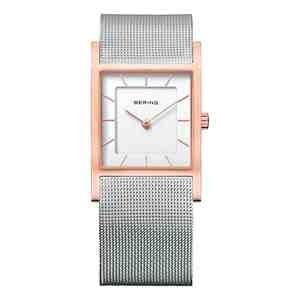 Dámské hodinky BERING Classic Silver Rose Gold 10426-066-S