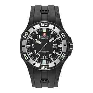 Pánské hodinky SWISS MILITARY HANOWA Bermuda Black