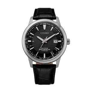Pánské hodinky CITIZEN Radio Controlled Titanium CB0190-17E