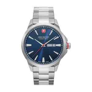 Pánské hodinky SWISS MILITARY HANOWA Day Date Classic 5346.04.003