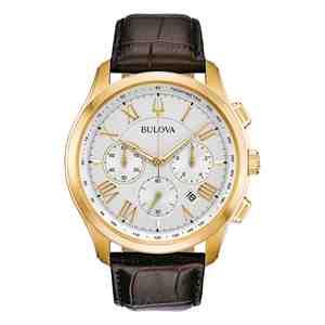 Pánské hodinky BULOVA Wilton Quartz Chronograph 97B169