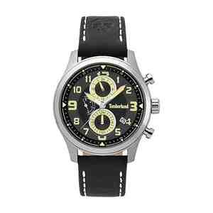 Pánské hodinky TIMBERLAND Groveton Silver Black