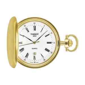 Kapesní pánské hodinky TISSOT Savonnettes T83455313