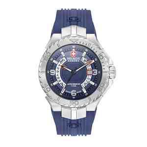 Pánské hodinky SWISS MILITARY HANOWA Seaman Blue