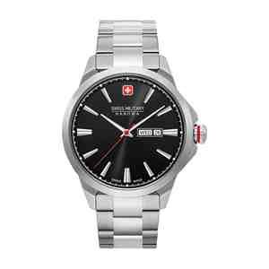 Pánské hodinky SWISS MILITARY HANOWA Day Date Classic 5346.04.007