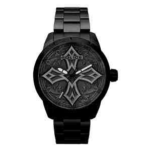 Pánské hodinky POLICE Cavern Black