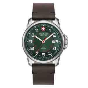 Pánské hodinky SWISS MILITARY HANOWA Swiss Grenadier Green