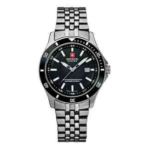 Dámské hodinky SWISS MILITARY HANOWA Flagship Black