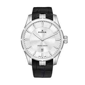 Pánské hodinky EDOX Grand Ocean Silver