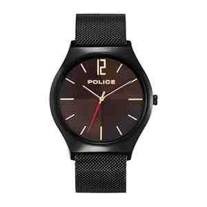 Pánské hodinky POLICE Orkneys Black