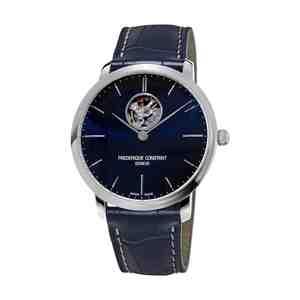 Pánské hodinky FREDERIQUE CONSTANT Slimline Dark Blue