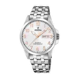 Pánské hodinky FESTINA Classic Bracelet F20357/A