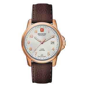 Pánské hodinky SWISS MILITARY HANOWA Soldier Prime Rose Gold