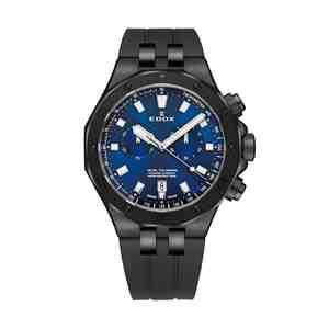 Pánské hodinky EDOX Delfin Black