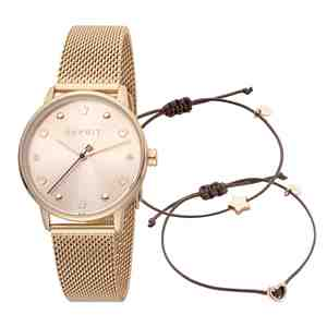 Dámské hodinky ESPRIT Noel Rose Gold Set