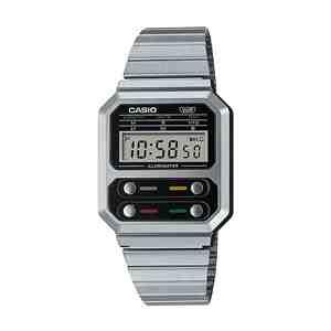 Unisex hodinky CASIO Vintage A100WE-1AEF