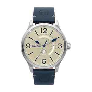 Pánské hodinky TIMBERLAND Hollace Silver Blue