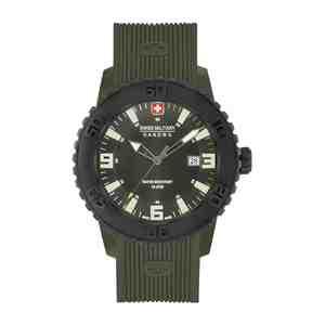 Pánské hodinky SWISS MILITARY HANOWA Twilight II Green